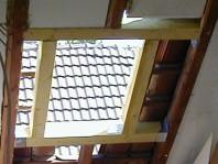Dachfenster einbauen  Montagearbeiten Christian Kastl, Sünching Niederbayern